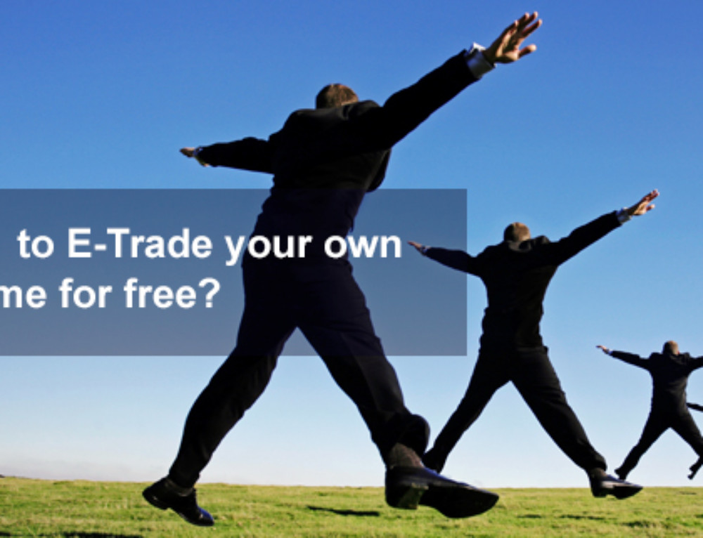 E-trading schemes online – Easier than you might think?